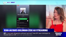 Quelles chansons de Jean-Jacques Goldman ont été les plus écoutées ce week-end sur Deezer et Spotify?