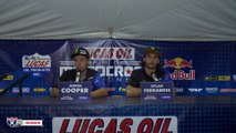 Racer X Films: Ironman National Motocross 250 Press Conference
