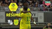 Amiens SC - FC Nantes (1-2)  - Résumé - (ASC-FCN) / 2019-20