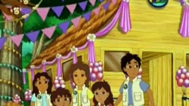 Go Diego Go Season 3 Episode 17 The Bobos Mothers Day