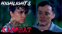 Zandro apologizes to Iking | Hiwaga Ng Kambat
