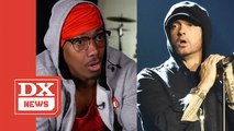 "Nick Cannon Calls Eminem ""Elvis On Crack"" & Says White Women Are Hip Hop's Biggest Consumers"