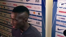 Idrissa Gueye et sa belle première