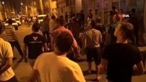 Bursa'da yaklaşık 250 kişilik grup uyuşturucu ticareti ve fuhuş yapan kadının evine saldırdı