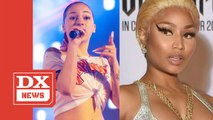 Bhad Bhabie Defends Nicki Minaj Writing Claims After The Barbz Attack On Social Media