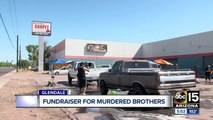 Fundraiser for murdered brothers