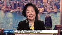 Former Hong Kong Chief Secretary Chan on Protests, Lam