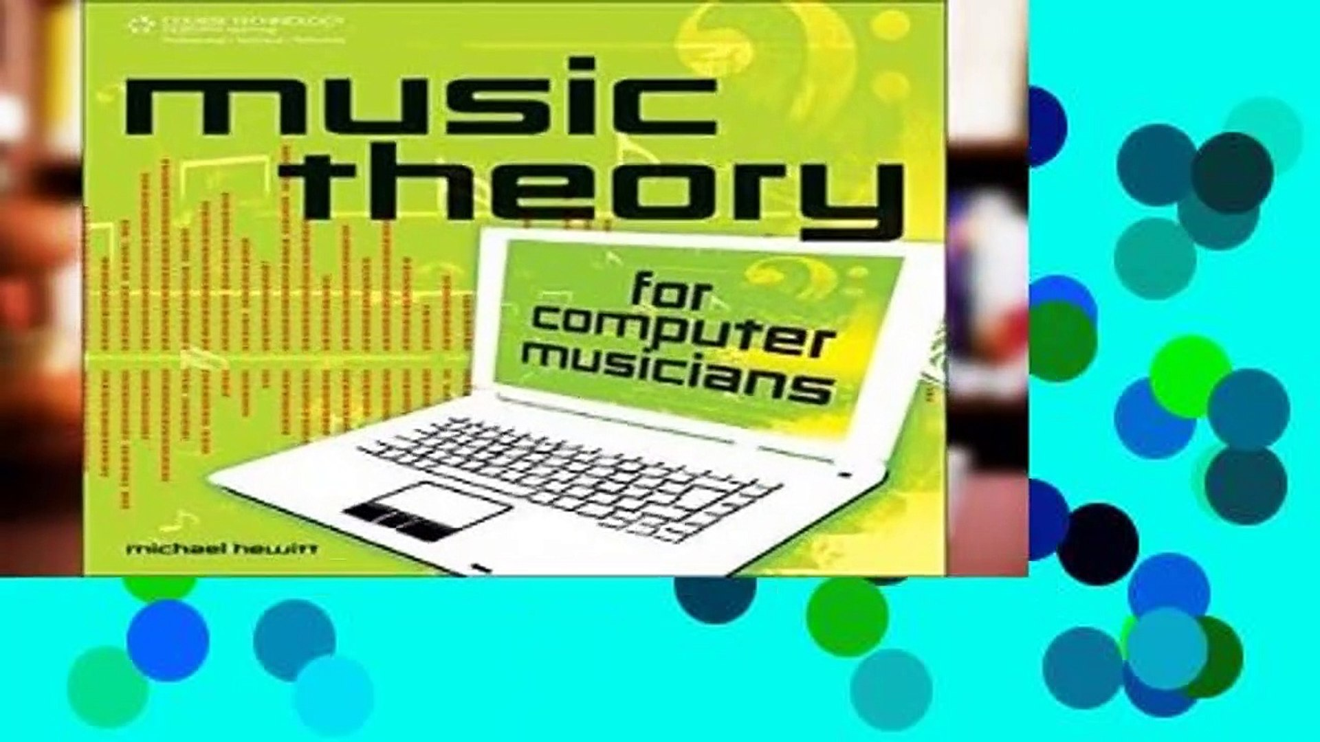 [READ] Music Theory for Computer Musicians