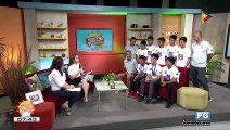 ON THE SPOT: Pinoy football athletes, nagwagi sa Gothia Cup China 2019