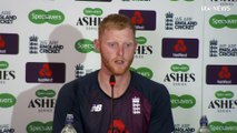 In full- Ben Stokes speaks after saving the Ashes with stunning century - ITV News