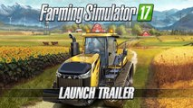 Farming Simulator 17 - Trailer de lancement