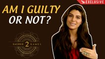 Sacred Games 2 Elnaaz Norouzi Plays Guilty Or Not Guilty | EXCLUSIVE