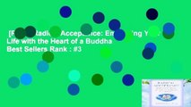 [Read] Radical Acceptance: Embracing Your Life with the Heart of a Buddha  Best Sellers Rank : #3