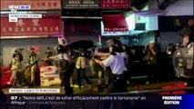 Manifestations à Hong Kong: pour la première fois, un policier a tiré avec son arme à feu
