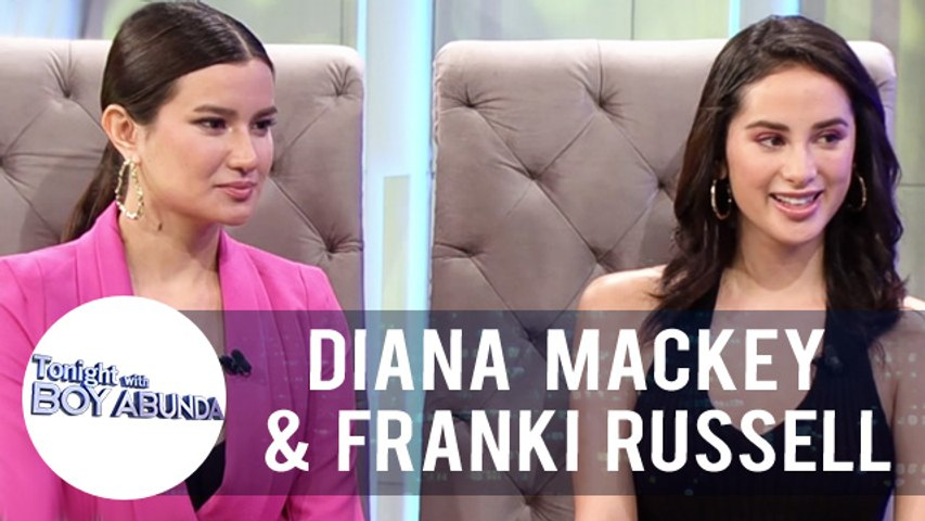 Diana and Franki share their opinion on being more than just friends | TWBA