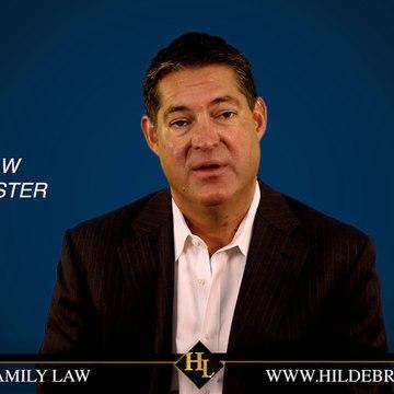 Family Law Masters in Arizona | Hildebrand Law, PC