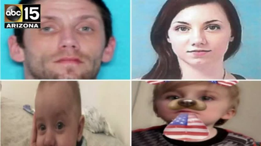 AMBER Alert issued after two taken from DCS custody