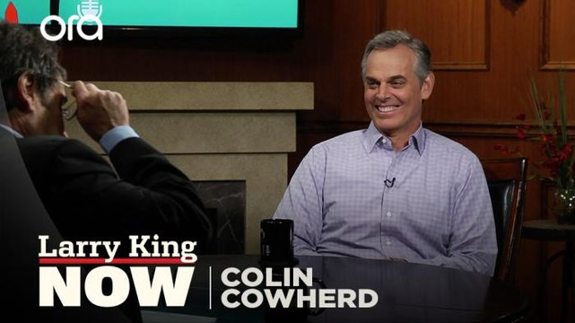 Colin Cowherd reveals his favorite athletes of all time