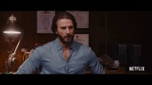 The Red Sea Diving Resort Movie - Chris Evans