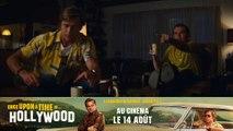 Once Upon A Time.… In Hollywood Film Avec Leonardo Di Caprio, Brad Pitt et Margot Robbie