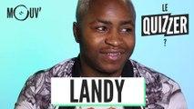 """Le Quizzer : Landy fait le test """"rap du 93"""""""
