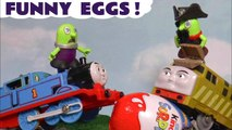 Funny Surprise Eggs with Funlings and Thomas and Friends Toy Story with Pirates Opening when found in this family friendly full episode english story for kids