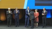 El rey ensalza la contribución de España a los logros mundiales en ciencia e innovación