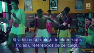 Ed Sheeran y Travis Scott lanzan el video musical de
