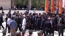 Şehit Jandarma Astsubay Üstçavuş Tokur son yolculuğuna uğurlandı (2)