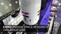 L'Inde annule sa mission sur la Lune...