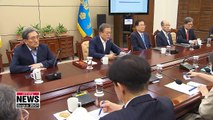 """Moon warns Japan for its """"unwise"""" action against S. Korea and calls on Tokyo to return to negotiating table"""