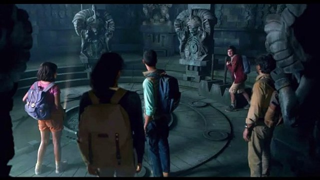 Dora and the Lost City of Gold  Movie Clip - Puquois