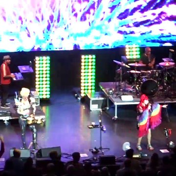 """THE B52s """"Party Out Of Bands"""" Hammersmith Apollo, 2019."""