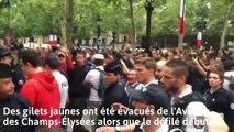 VIDÉO - Paris : un 14 juillet 2019 sous tension