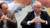 Avignon : le ministre Franck Riester présente le Pass culture