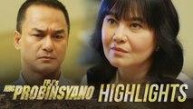 Lazaro, tuloy ang pagbabantay sa kilos ni Lily | FPJ's Ang Probinsyano