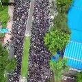 Scènes de chaos à Hong-Kong pour la cinquième semaine d'affilée