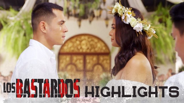Isay and Isagani's wedding vows | PHR Presents Los Bastardos