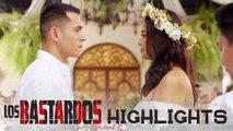 Isay and Isagani's wedding vows | PHR Presents Los Bastardos