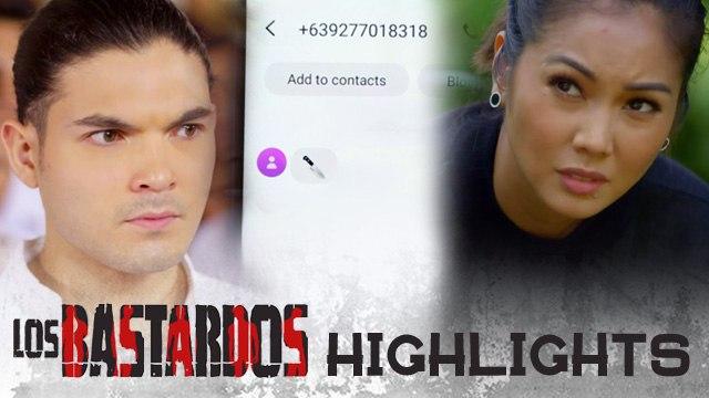 Connor, nakatanggap ng babala kay Lupita | PHR Presents Los Bastardos