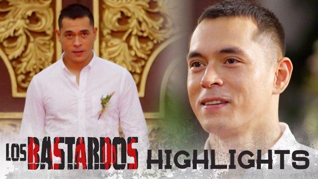 Ang pagsisimula ng kasal nina Isagani at Isay | PHR Presents Los Bastardos