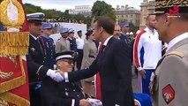 2019法国国庆阅兵式 Défilé militaire de la fête nationale française 2019