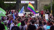 "Outrage after Israeli education minister backs ""gay conversion"" therapy"