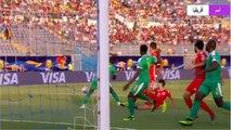 شاهد ملخص اهداف مباراة تونس والسنغال اليوم في نصف نهائي أمم أفريقيا وجنون عصام الشوالى