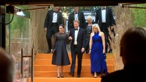 Prince Harry and Meghan Markle Attend 'The Lion King' UK Premiere