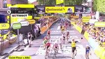 Tour de France 2019 : Wout Van Aert au sprint devant Viviani et Ewan