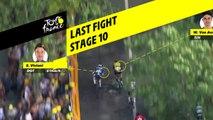 Near live Palettes Graphiques - Étape 10 / Stage 10 - Tour de France 2019