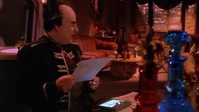 Babylon 5 Season 5 Episode 14 Meditations on the Abyss