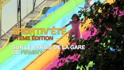 Sportiv'été - Publireportage - TL7, Télévision loire 7