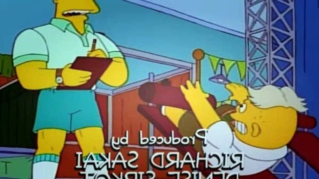 The Simpsons Season 9 Episode 7 Bart Star